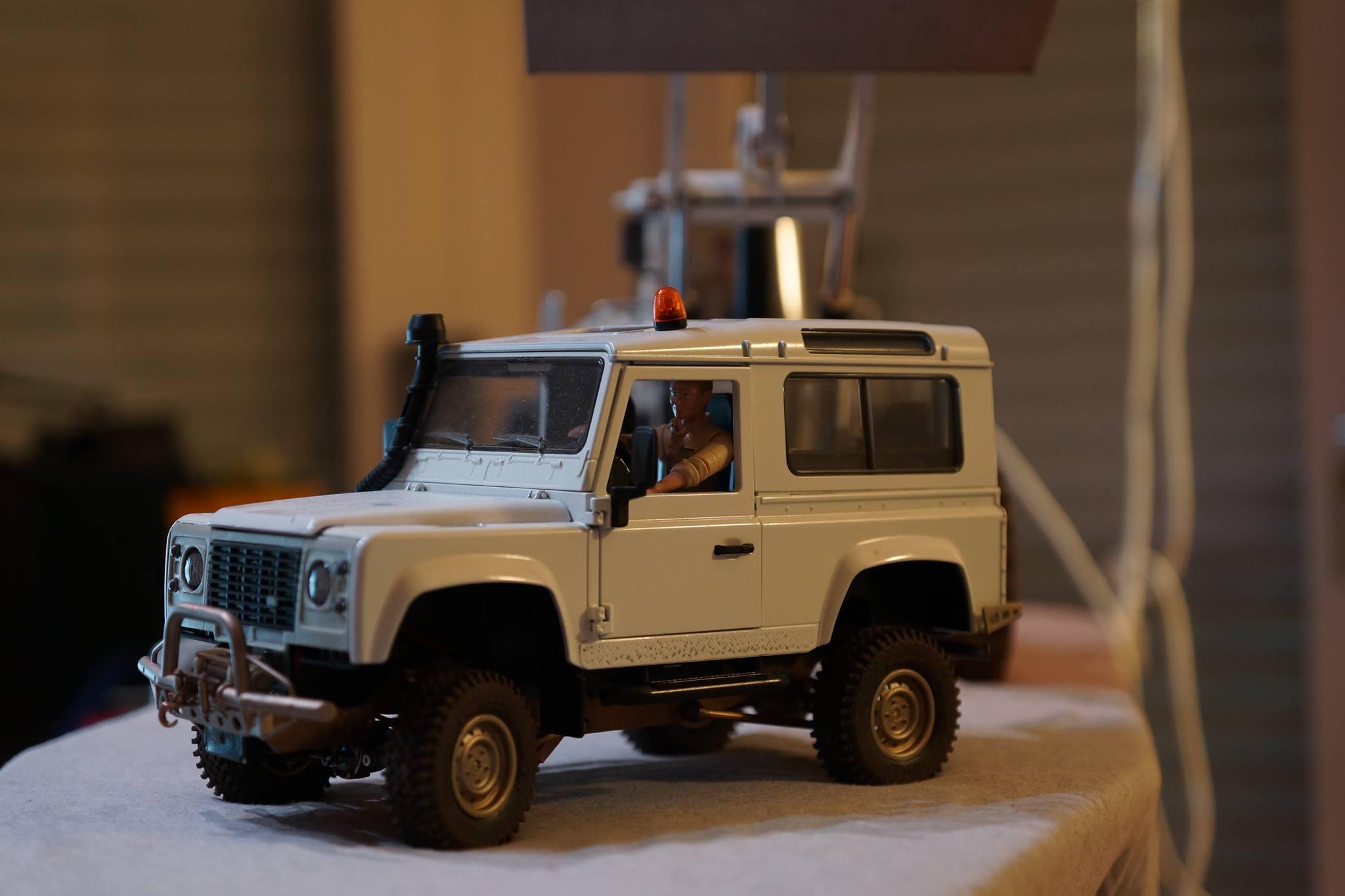 Land Rover Defender | IG Rems Murr
